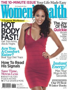 Jo-Ann Strauss on Cover of Women's Health